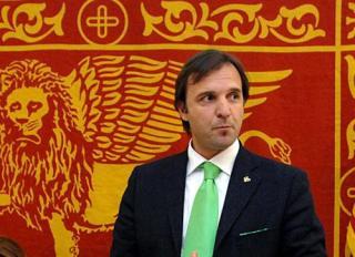Presentazione dei candidati della Lega Nord